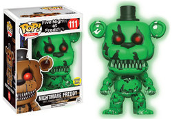FIGURA POP FIVE NIGHTS AT FREDDY`S: FREDDY N GITD