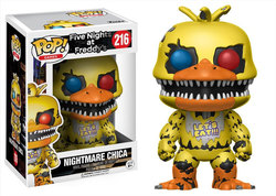 FIGURA POP FIVE NIGHTS AT FREDDY`S: NIGHT CHICA