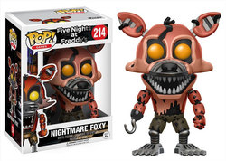 FIGURA POP FIVE NIGHTS AT FREDDY`S: NIGHT FOXY