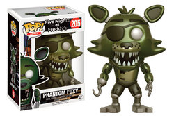 FIGURA POP FIVE NIGHTS AT FREDDY`S: PHANTOM FOXY