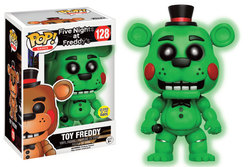 FIGURA POP FIVE NIGHTS AT FREDDY`S: TOY FREDDY
