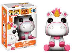 FIGURA POP GRU: MI VILLANO FAVORITO 3: FLUFFY