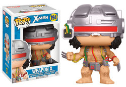 FIGURA POP X MEN: WEAPON X