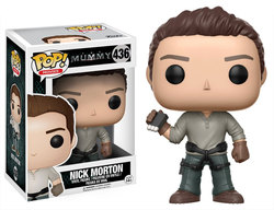 FIGURA POP THE MUMMY 2017: NICK MORTON