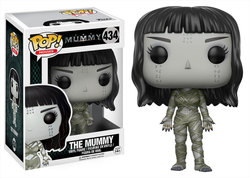 FIGURA POP THE MUMMY 2017: THE MUMMY