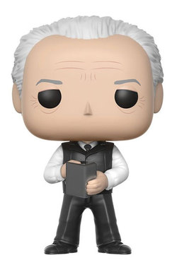POP TELEVISION: WESTWORLD DR. ROBERT FORD