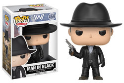 FIGURA POP WESTWORLD: MAN IN BLACK