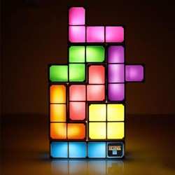 TETRIS - INTERLOCKING LIGHT