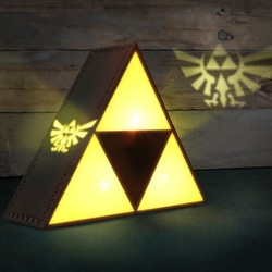 LAMPARA USB DELUXE ZELDA TRIFORCE