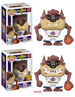 BOX POP MOVIES: SPACE JAM TAZ (6) WITH CHASE