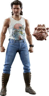 FIGURA HOTTOYS BIG TROUBLE ILC JACK BURTON 30 CM