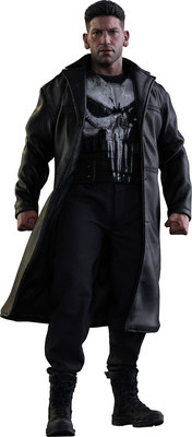 FIGURA HOTTOYS PUNISHER 30 CM