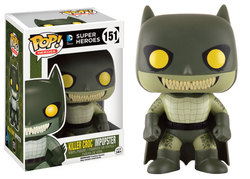 FIGURA POP BATMAN AS VILLAINS: KILLER CROC IMPOPST
