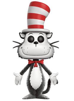 FIGURA POP BOOKS: DR. SEUSS CAT IN THE HAT FLOCKE