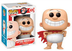 FIGURA POP CAPITAN CALZONCILLOS: CAPTAIN UNDERPANTS