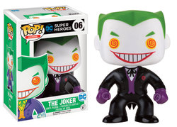 FIGURA POP DC: BLACK SUITED JOKER