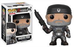 FIGURA POP GEARS OF WAR: OLD MARCUS