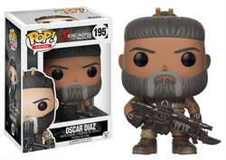 FIGURA POP GEARS OF WAR: OSCAR DIAZ
