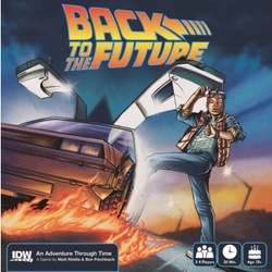 BACK TO THE FUTURE JUEGO DE MESA (INGLES)