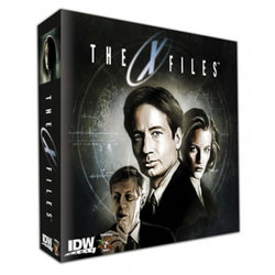 THE X-FILES JUEGO DE MESA (INGLES)