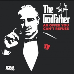 THE GODFATHER JUEGO DE MESA (INGLES)