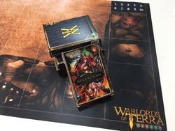 WARLORDS OF TERRA PACK BASICO HELLSCIONS (SPANISH)