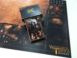 WARLORDS OF TERRA PACK BASICO OVERLORDS (SPANISH)