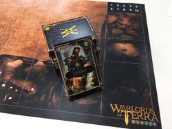 WARLORDS OF TERRA PACK BASICO TERRA (SPANISH)