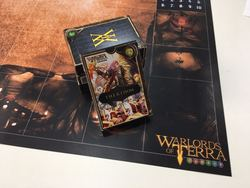 WARLORDS OF TERRA PACK BASICO THERIDOM (SPANISH)