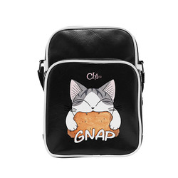 CHI - MESSENGER BAG GNAP - VINYL SMALL SIZE - HOOK