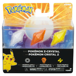 POKEMON CRYSTAL BOX ASSORTED (6)