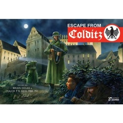 ESCAPE FROM COLDITZ – 75TH ANNIVERSARY ED. (ENGLISH)