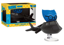 FIGURA DORBZ BEAST WITH BLACKBIRD