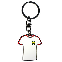 OLIVE ET TOM - KEYCHAIN SOCCER JERSEY X4
