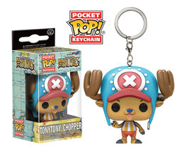 LLAVERO POP ONE PIECE CHOPPER
