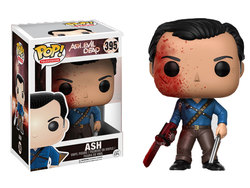 FIGURA POP ASH VS EVIL DEAD: BLOODY ASH