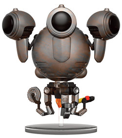 FIGURA POP FALLOUT 4: CODSWORTH BATTLE VERSION