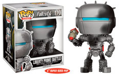 "POP GAMES: FALLOUT 4 LIBERTY PRIME 6"" BATTLE VERSION LTD"