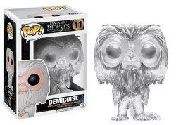 FIGURA POP HARRY POTTER FANTASTIC BEASTS: TRANSP DEMIGUISE