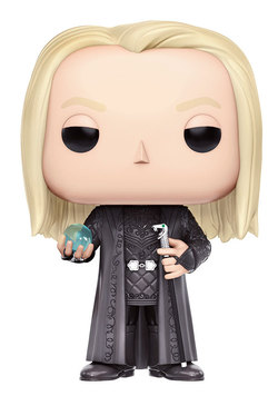 FIGURA POP HARRY POTTER: LUCIUS WITH PROPHECY