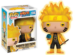 FIGURA POP NARUTO: NARUTO SIX PATHS EDICION LIMITADA