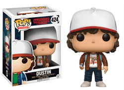 FIGURA POP STRANGER THINGS: DUSTIN VARIANT
