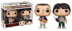 FIGURA POP STRANGER THINGS PACK: ELEVEN & MIKE