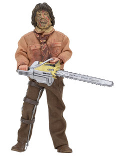 FIGURA TEXAS CHAINSAW MASSACRE 3 LEATHERFACE 20 CM