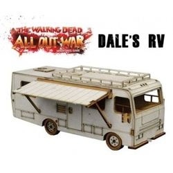 THE WALKING DEAD: ALL OUT WAR DALE´S RV (INGLES)
