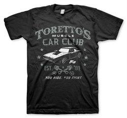 CAMISETA FAST & FURIOUS TORETTO CAR CLUB XXL