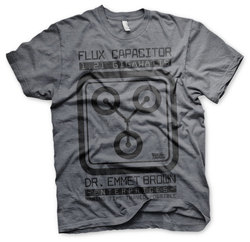 FLUX CAPACITOR T-SHIRT XXL