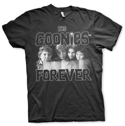 CAMISETA THE GOONIES FOREVER L