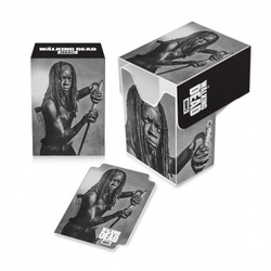 DECK ULTRA PRO THE WALKING DEAD MICHONNE