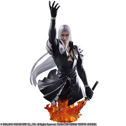FINAL FANTASY VII STATIC ARTS BUST - SEPHIROTH